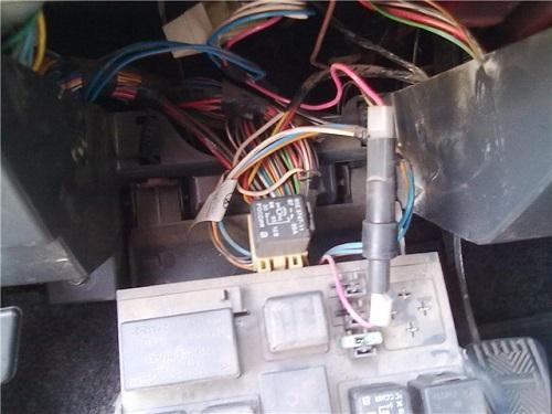 Центральный замок ВАЗ 2110: устройство системы блокировки